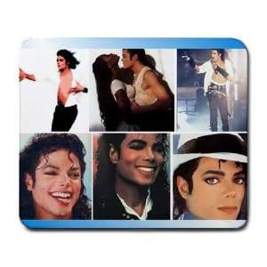 Talented Michael Jackson Collectible Photo Large Mousepad