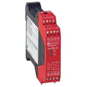 SCHNEIDER ELECTRIC XPSAC3421P Safety Relay, 115VAC, 2.5A