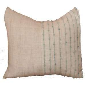 Puno Cream / Seafoam Pillow