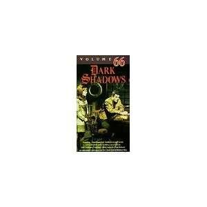 Dark Shadows Vol 66 [VHS]: Jonathan Frid, Grayson Hall