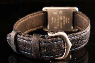 Excellent Vintage S.S. Ladies Cartier Tank Quartz Watch