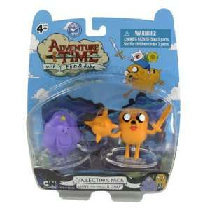 Time with Finn & Jake 2 Mini Figure Collectors Pack Toys & Games
