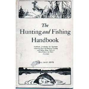 Hunting and Fishing Handbook Inc. National Sportsman