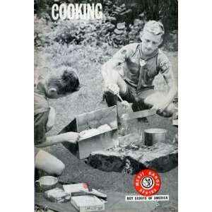 Merit Badge Series by Boy Scouts of America (Cooking Merit Badge