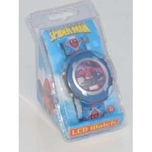 Spider man Kids Boys Digital Wrist Watch Toys & Games
