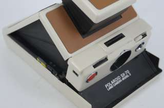 Polaroid SX 70 Land Camera Model 2 White Instant camera
