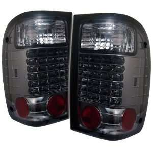 Ford Ranger Led Taillights/ Tail Lights/ Lamps   Smoke