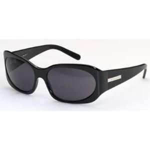 Prada Spr10e Black / Gray Sunglasses