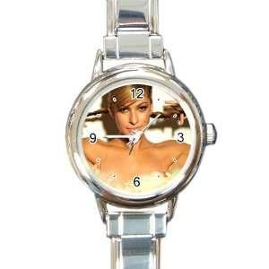 Eva Mendes v1 Italian Charm Watch
