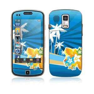 Tropical Station Decorative Skin Cover Decal Sticker for