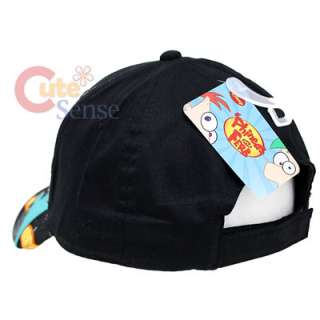 Phineas and Ferb Agent P Adjustable Baseball Cap /Kids Hat