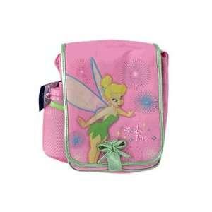 Disney Fairy Princess Tinker Bell Messenger Lunch Bag