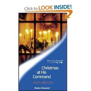 His Command (Modern Romance S.) (9780263829860) Helen Brooks Books