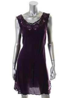 Lucky Brand Purple Versatile Dress BHFO Sale M