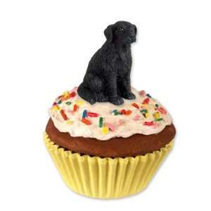 Flat Coated Retriever PupCake Dog Trinket Box  Home