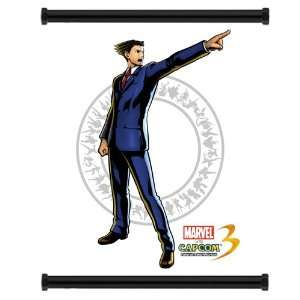 Marvel vs. Capcom 3 Fate of 2 Worlds Game Phoenix Wright
