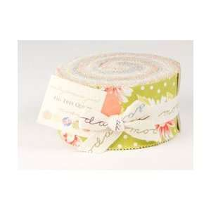 Fig Tree California Girl Jelly Roll 2.5x44x42 Arts, Crafts & Sewing