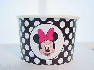 Minnie Mouse Mickey Mouse party favor treat cups party supplies