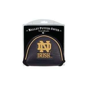 Notre Dame Fighting Irish Golf Mallet Putter Cover (Set of