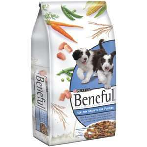 Beneful Healthy Growth Puppy Food, 3.5 lb   6 Pack Pet