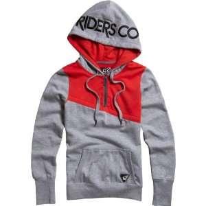 Fox Racing Cornered Girls Hoody Pullover Sports Wear