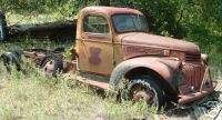 1946 OLD ANTIQUE Chevy PICKUP Truck FOR PARTS #8