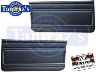 75 76 Nova Standard / Custom Front Door Panels New