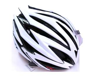 OGK Redimos Carbon Cycling Bicycle Helmet White XL