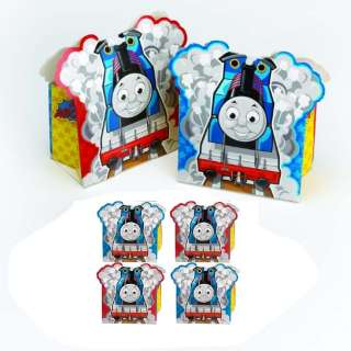 THOMAS TRAIN Party FAVOR Treat Loots Boxes GABLE x18 NW