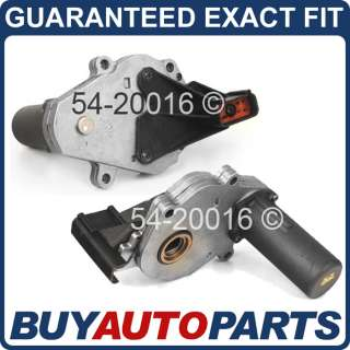 CHEVY S10 BLAZER JIMMY S15 TRANSFER CASE ENCODER MOTOR