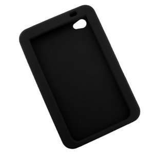 GTMax Black Silicone Skin Soft Cover Case for T Mobile