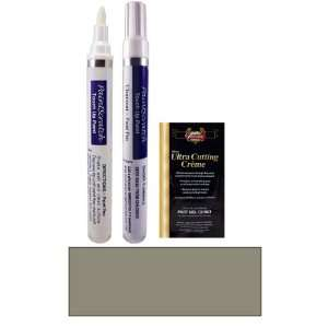 1/2 Oz. Graphite Gray Metallic Paint Pen Kit for 2010