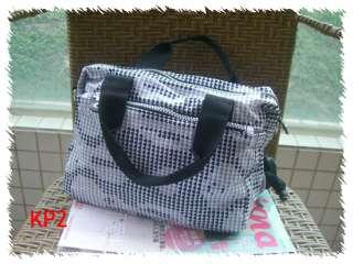 New Kipling Defea Handbag / Shoulder Bag Denim / Fashion Bag kp2