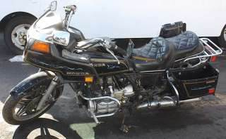 1980 GL1100I HONDA GOLDWING INTERSTATE EXHAUST MUFFLER PIPES