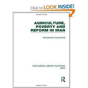 (RLE Iran D) (Volume 1) (9780415614382) Mohammad Javad Amad Books