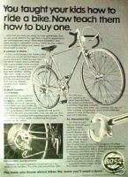 1980 Ross Professional Grand Tour Speed Bicycle/Bike Trade AD