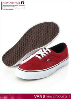 BN VANS Era Pro Grosso/Red Shoes #V211A