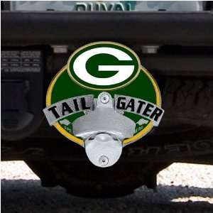 Green Bay Packers NFL Tailgater Bottle Opener Hitch Cover