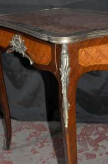 French Neo Classical Hall Console Side Table