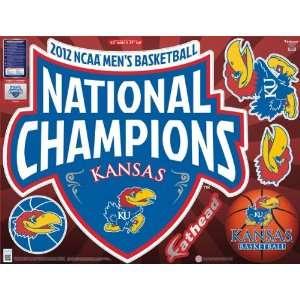 Kansas Jayhawks 2012 NCAA Basketball National Champions