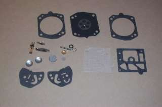 GENUINE WALBRO K20 HDA CARBURETOR REPAIR KIT FOR HDA