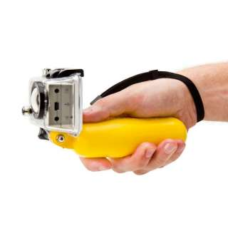 GoPro Hero FLOATING GoPro Hand Grip Handle Mount Accessory Float   The