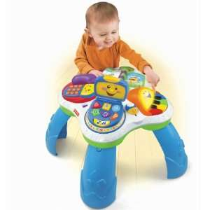Fisher Price Fun with Friends Musical Table: Toys & Games