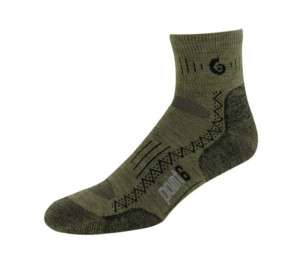 Point6 Merino Wool Hiking Sock, Crew, Taupe