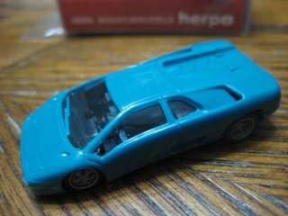 Herpa High Tech Models Ferrari, Lamborghini & M B NIB
