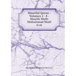 Maariful Quran   Volumes 2   8   Shaykh Mufti Muhammad