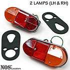 Austin Morris Mini Mk1, MGA Mk2, LUCAS Tail Lamp set of 2 NEW   SALE