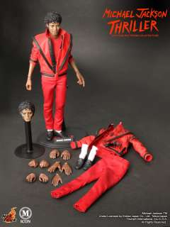 Hot Toys Michael Jackson Thriller Hands #5 1/6