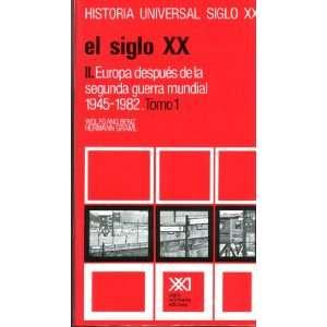 Historia universal / 35 1 / El siglo XX. II opa despues de la