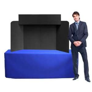 Velcro Receptive Table Top Display